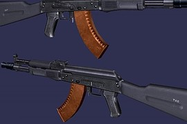 AK-104 Hack For CZ Galil
