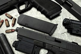 Glock Animations
