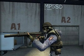MP5SD .eXe Animations
