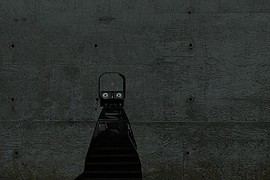 HL2 SMG Red dot sight