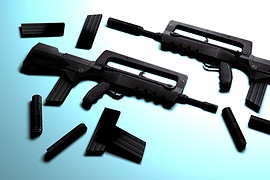 New famas anims UPDATE1