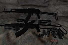 AKM ultimate pack