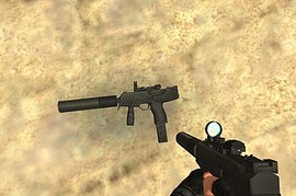 Steyr_Tactical_Machine_Pistol