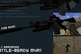 Battle-Ready M4A1