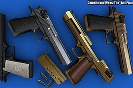AntiPirates Hav0c's Deagle Anims