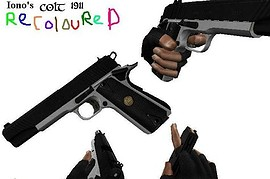 Bullet head s Iono s (not sure) 1911 Recolored