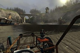 The Lost Chapters (from HL2 Beta)