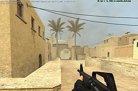AntiPirate Nam M16A1 Anims