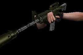 Bling Bling M4A1 (New Skin and Silencer)