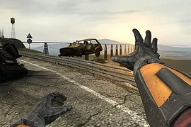 Gravity Gun Gloves
