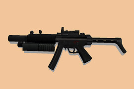 HK MP5SD with Collimator