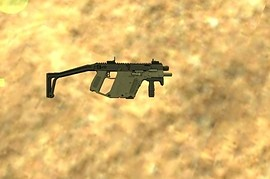 TDI Kriss Super V on MW2 anims