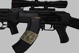 Super AK-74 Plastic Assault