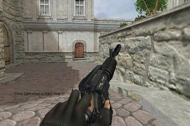 S.T.T. 2 M4A1 + Mullet s Anims