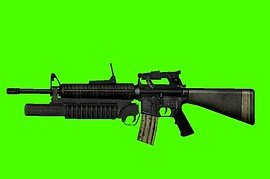 M16 about m203 OF