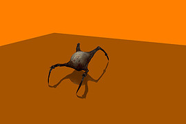 HL2 headcrab_fast for HL1