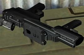 Gordons Enhanced SMG-1