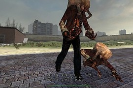 Silent Hill Style Zombie