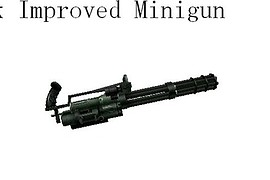 Green Improved Minigun