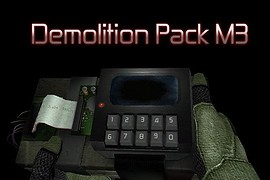 Demolition Pack M3