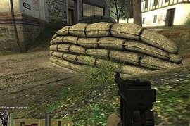 High_Resolution_Sandbags_With_Normalmaps_By_PROPEN