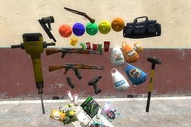 GTA IV Props Large Pack for GM