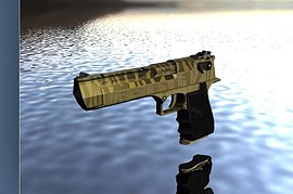 Desert Eagle Tiger