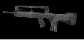 Jungle Camo FAMAS