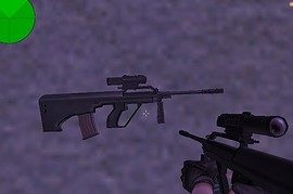 Steyr Aug A2 + Hav0c s Animations(CZ ARMS)