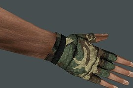 DarkElfa s Tactical Infiltrator Gloves - CZ ed