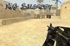 Ank-Cj_s_M4A1_Dark_(W_New_Silencer)_(Camo_d)