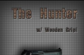 The Hunter w_Wooden Grip
