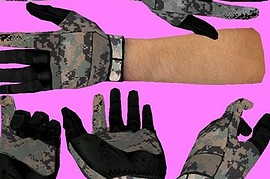 Digi_Camo_Gloves_With_Snakes_For_Arms_LOL!