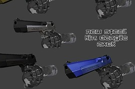 New Steel Kim Deagle Pack