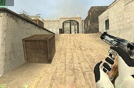 Rouged Up Desert Eagle V2