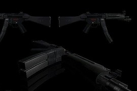 Mp5 swat Hack