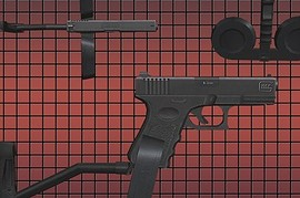 Auto_Glock19_for_Machine_Gun