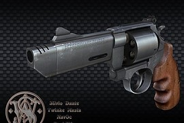 Smith Wesson 627 Performance Center
