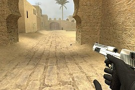 Clearer Desert Eagle