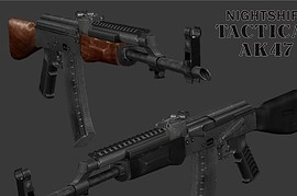 Nightshift Tactical AK