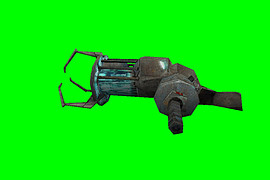HL2 Blue Gravygun CM OF