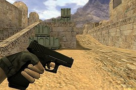 Bullet s Glock 19 one-handed anims