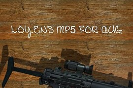 Mp5 for Aug