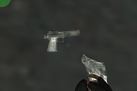Ghostly NMBS Deagle
