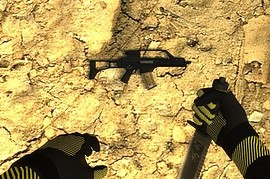 Tactical_Black_G36cv_W_Breads_Animations_(M4)
