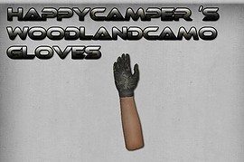 Happy_Camperґs_Woodlandcamo_Gloves