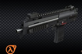 MP7 for AlyxGun