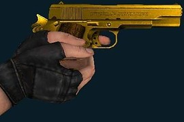 bling 1911 skinonly