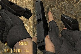 CS 1.6 Glock revitalization