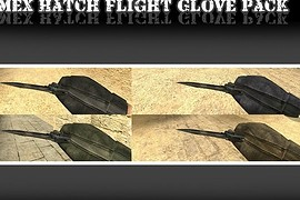 Nomex_Hatch_Flight_Glove_Pack